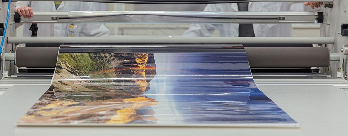 چاپ با بروزترین دستگاه ها